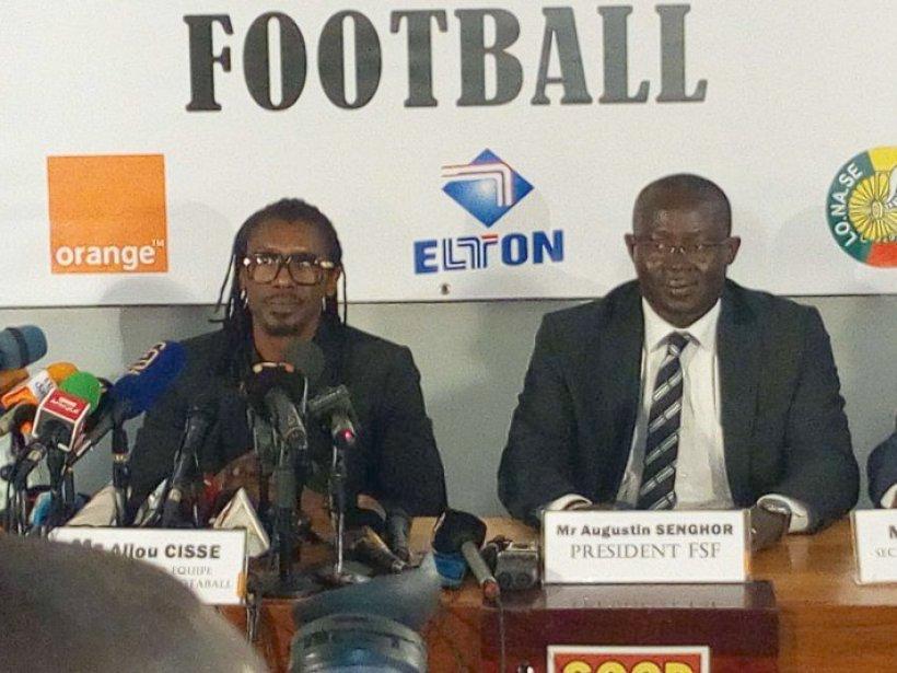 Can 2019: Le Sénégal fera face au Nigéria en amical