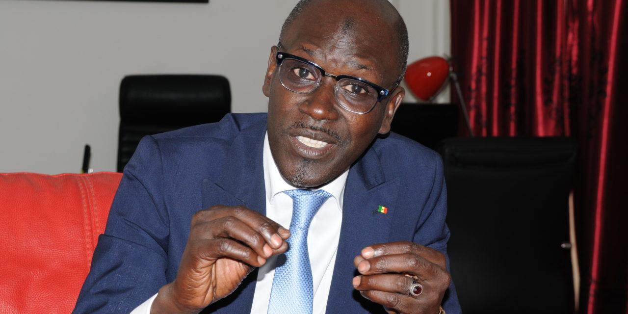 Secrétariat du gouvernement: Seydou Guèye passe le témoin à Maxime Jean Simon Ndiaye