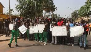 Ziguinchor: Les élèves des Eaux et Forêts en grève illimitée