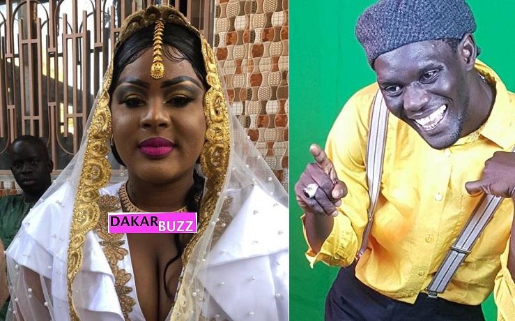 (09 Photos) EXCLUSIVITÉ: LE MARIAGE DE Ousmane Sy dit Mélesse (Mélesse ou Vieux) COMÉDIEN