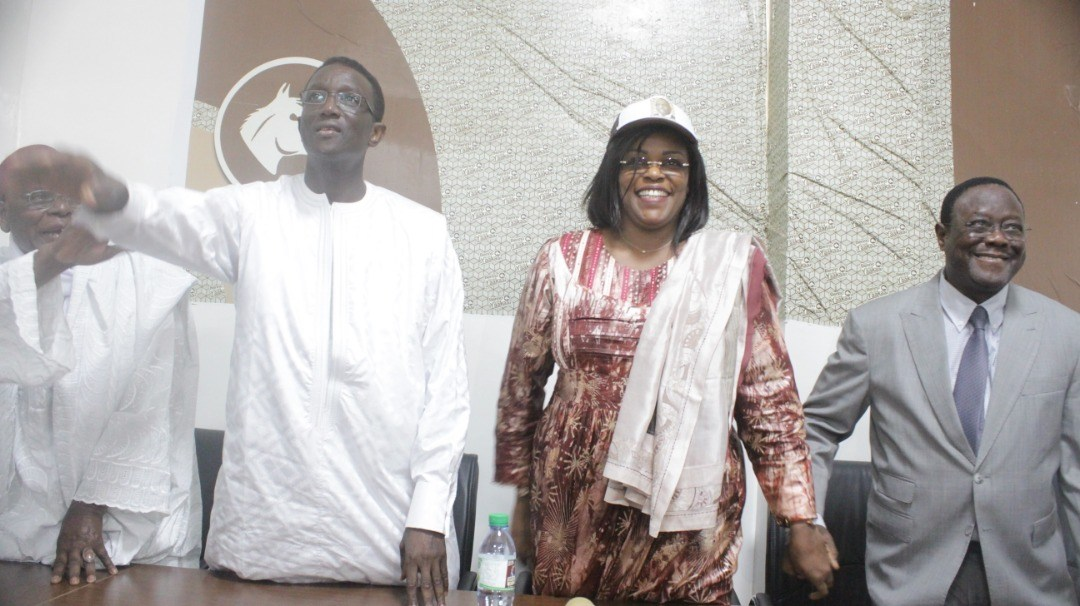 REMANIEMENT MINISTERIEL SUR FOND DE LIQUIDATION POLITIQUE : Non contente de n'avoir pas tenu promesse, Marième Faye Sall indifférente au sort du ministre Amadou Bâ