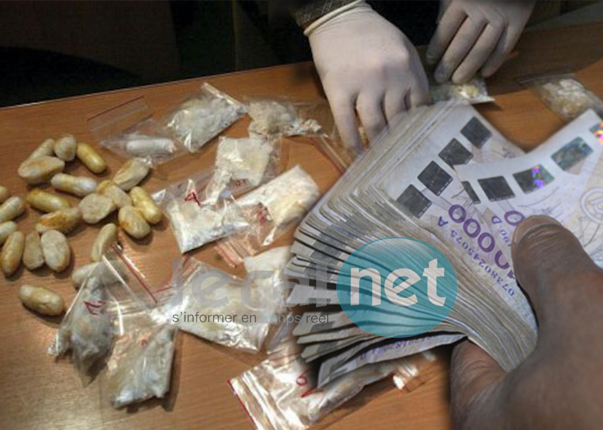 Trafic international de cocaïne et blanchiment de capitaux: L'Ocrtris met fin aux agissements d'un réseau huilé