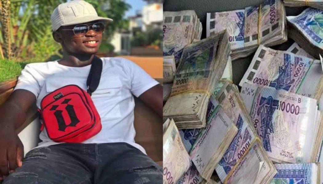 Cybercriminalité: Le «jeune milliardaire» de Facebook, Assane Lopy arrêté par la Dsc