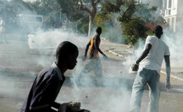Université Sine-Saloum El Hadj Ibrahima Niass de Kaolack: Deux blessés enregistrés dans un affrontement entre vigiles et étudiants