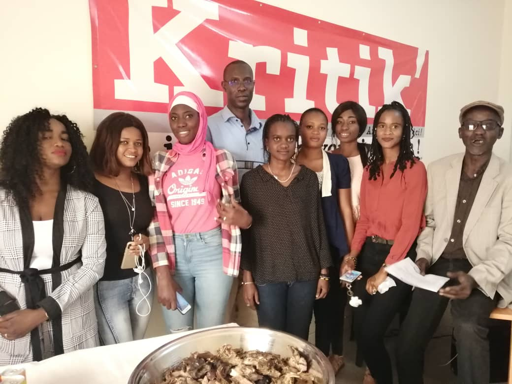 Fête du Travail : Le journal Kritik n'a pas chômé
