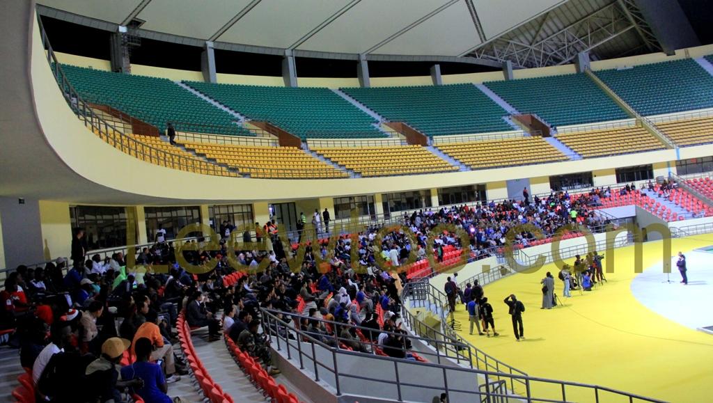 Lutte : L'Arène nationale ferme ses portes