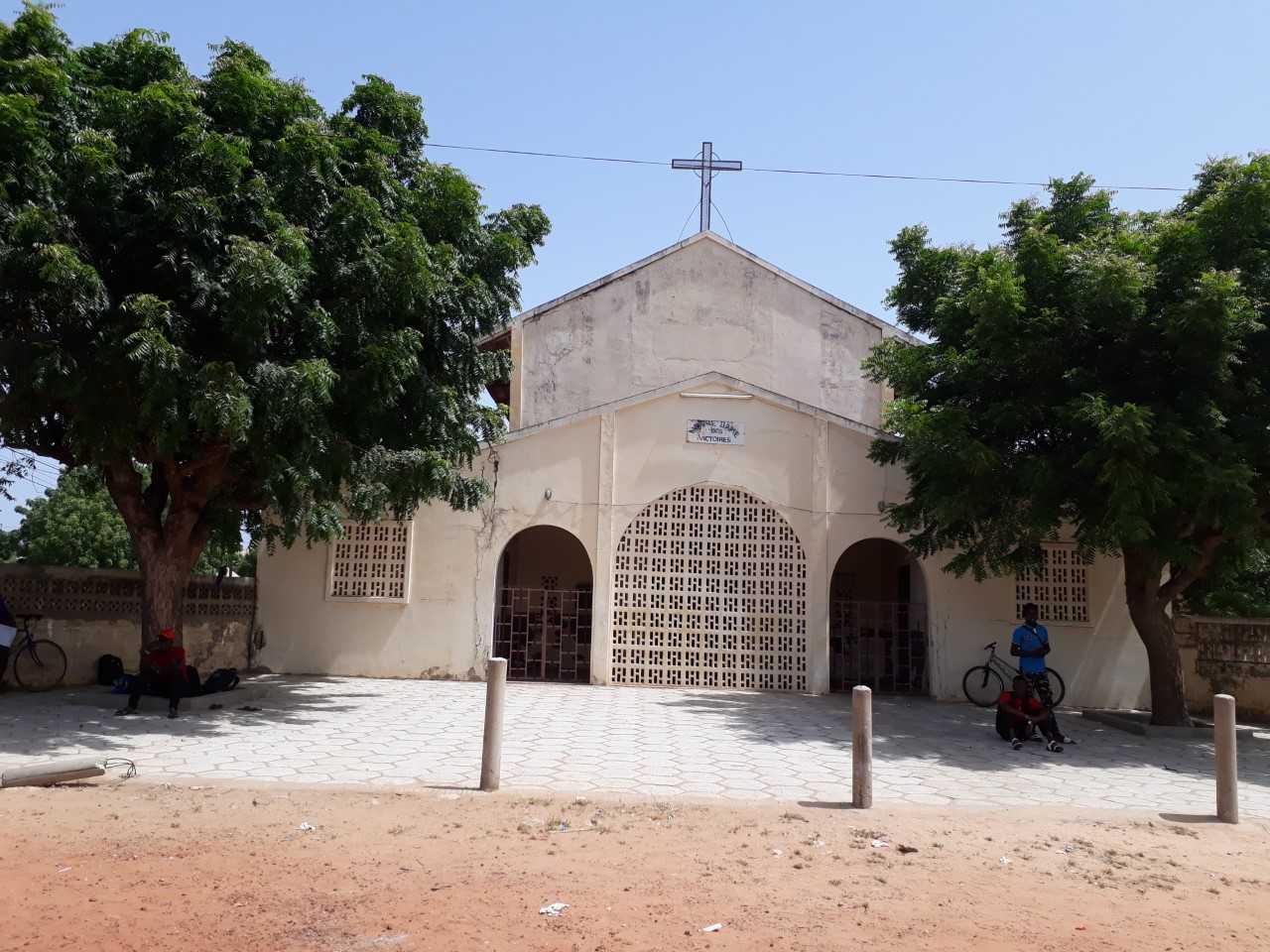 Diourbel: Les paroissiens cherchent 10 millions pour achever la réhabilitation de l'Eglise