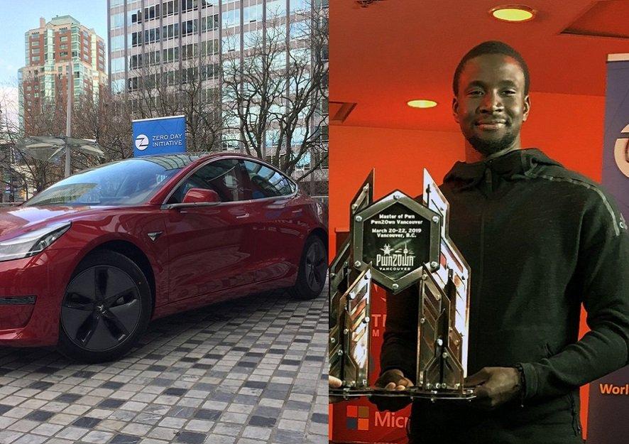 (05 Photos) Technologie : Un jeune sénégalais remporte 219 millions de F Cfa dans un concours