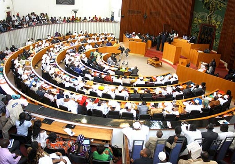 Assemblée nationale: le quorum largement atteint