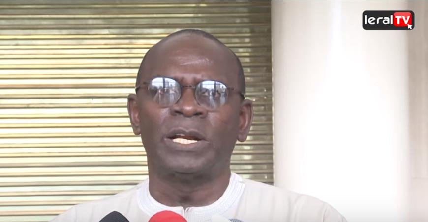 Assemblée nationale : Aymérou Gningue demande une suspension de séance