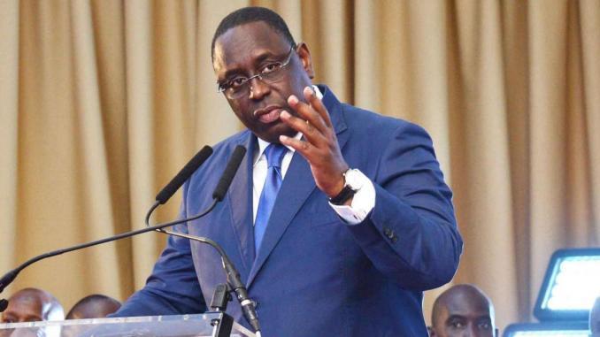 Macky et ses alliés se concertent sur le report des élections locales
