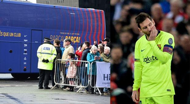 Incident à l'aéroport de Barcelone: Des supporters catalans attaquent et critiquent Lionel Messi
