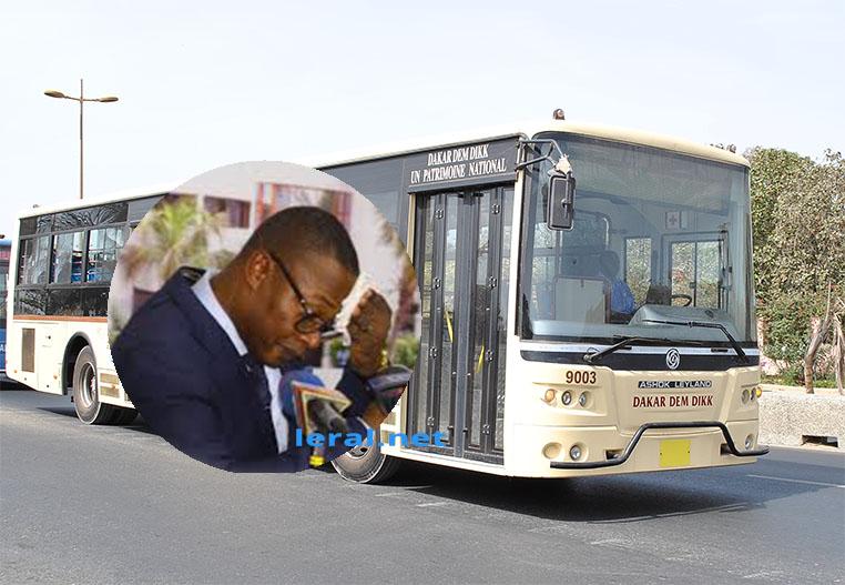 Népotisme à Dakar Dem Dikk: Me Moussa Diop pris la main dans le sac