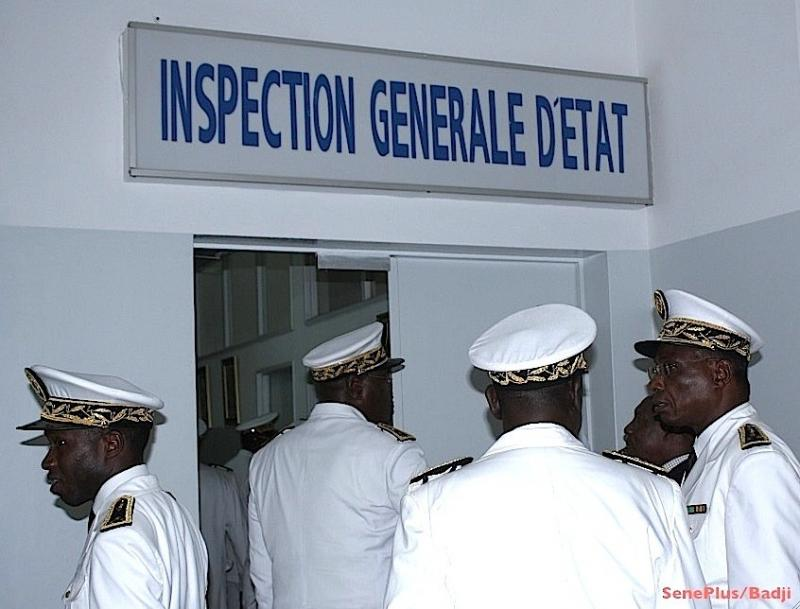 """Inspection générale d'Etat: L'admission """"hors concours"""" d'un responsable de l'Apr, crée le malaise"""
