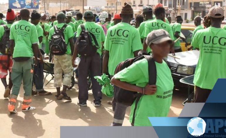 Unité de Coordination et de Gestion des déchets (UCG): Népotisme dans le recrutement des agents