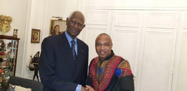 Paris : quand Diouf rencontre Diouf