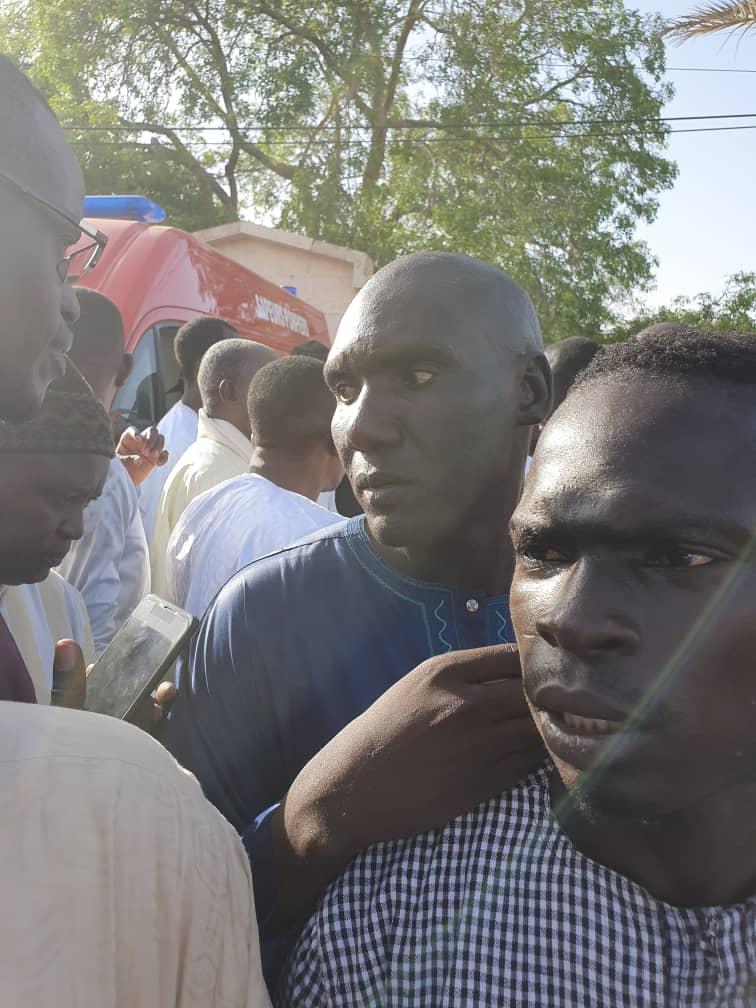 « Bakhiya » Touba : Voici l'endroit où sera inhumé Cheikh Béthio Thioune (photos)