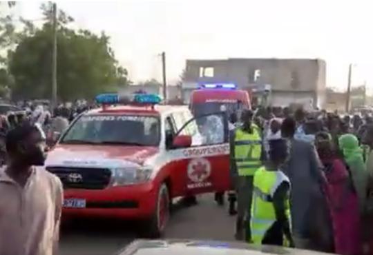 Arrivée de la dépouille de Cheikh Béthio : Le film d'une journée mouvementée
