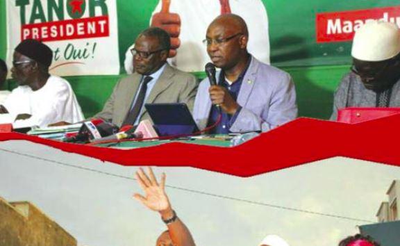 """Parti socialiste: le secrétariat exécutif renouvelle sa """"confiance totale"""" à Tanor"""