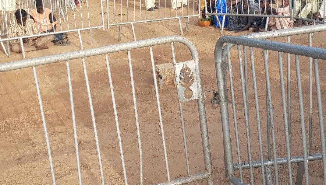 PHOTOS - Les Thiantacônes se recueillent là où Cheikh Béthio voulait être inhumé