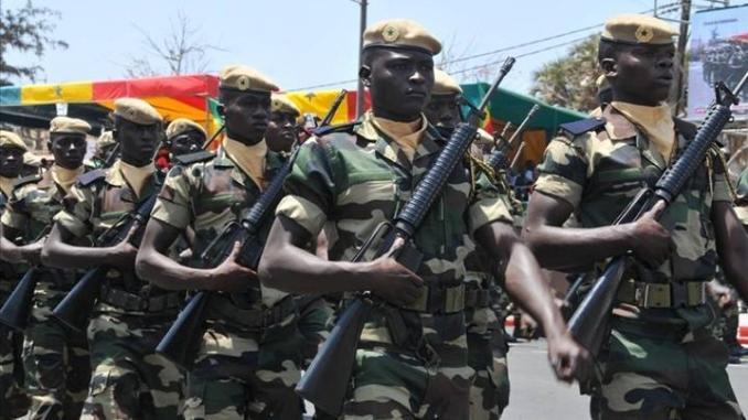 Armée: le Président Macky Sall proroge l'âge de la retraite des soldats