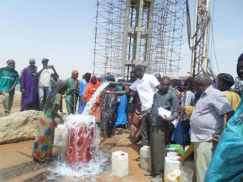 Surexploitation des forages et salinisation : Menaces sur l'approvisionnement de Dakar en eau potable