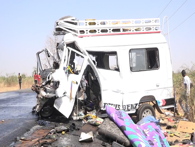 Accident sur la route de Nioro: Les deux véhicules n'étaient pas en règle