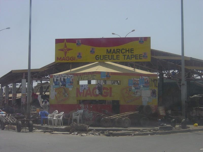 Marché de la Gueule-Tapée: sommés de déguerpir dans les 48 heures, les commerçants disent niet au maire
