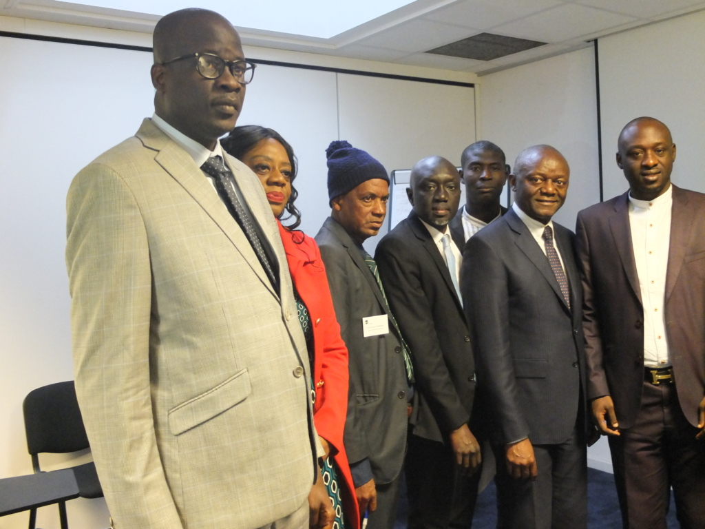 Forum économique de Belgique : M. Banda Diop, Maire de Patte d'Oie satisfait du bilan (Vidéo et photos)