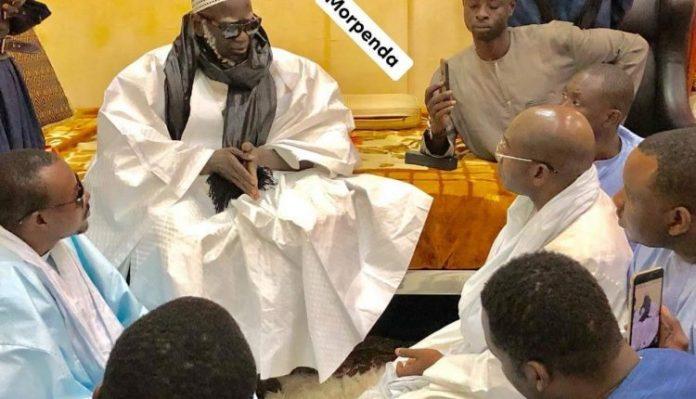 Premier tête-à-tête depuis la disparition de Cheikh Béthio: les grandes confidences de Serigne Mountakha à Serigne Saliou Thioune