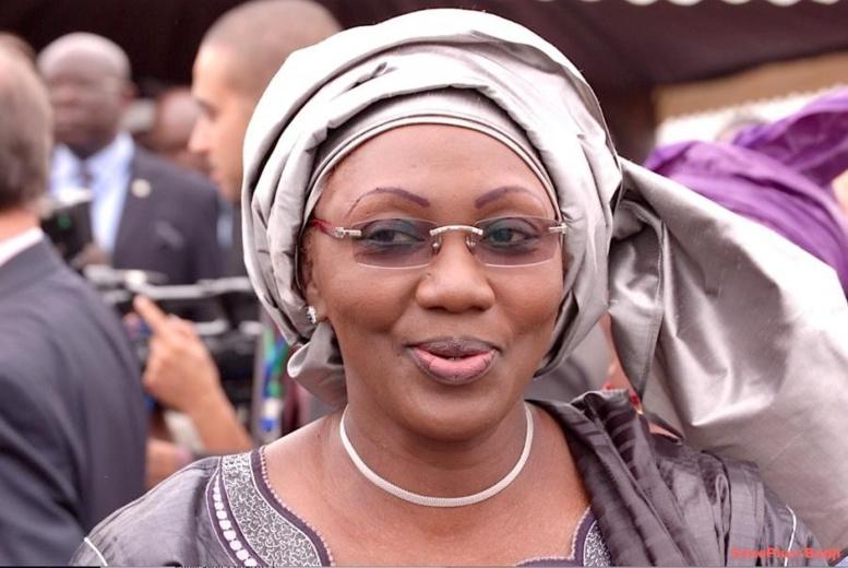 Aminata Tall à ses partisans:« votre tristesse d'aujourd'hui se transformera bientôt en joie collective »