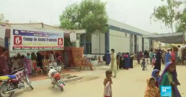 Panique au Pakistan: plus de 500 personnes testées séropositives en 10 jours