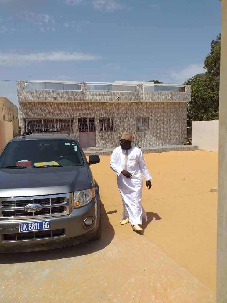 VIDEO - PHOTOS: Ndoye Bane honore les dignes fils de Pire