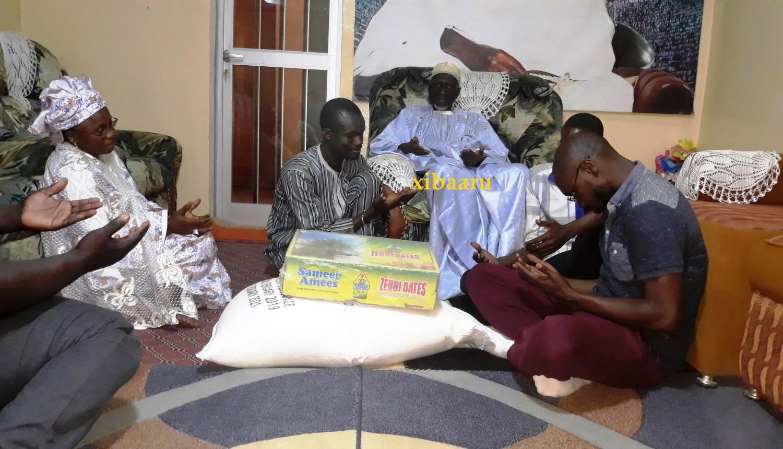 Bignona : Le « soukerou koor » de Mamina Kamara aux chefs religieux et familles démunies