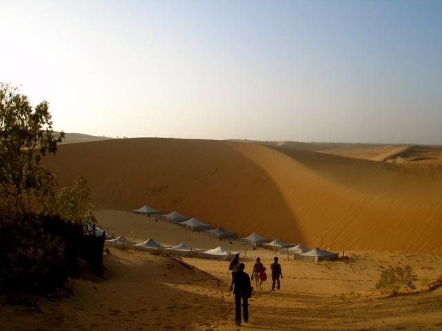 Tourisme: A la découverte du désert de Lompoul