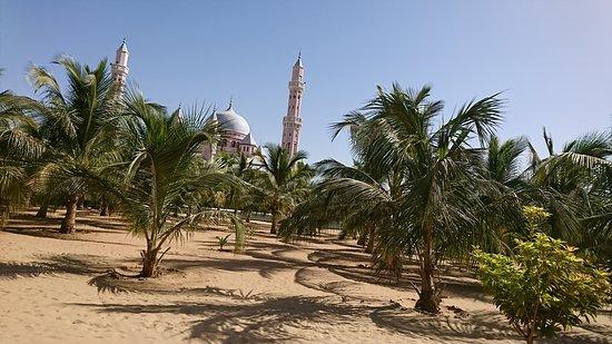 PHOTO - Mosquée de Gandigal à Mbour
