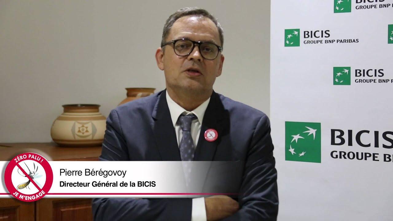 Pierre BÉRÉGOVOY  DG BICIS