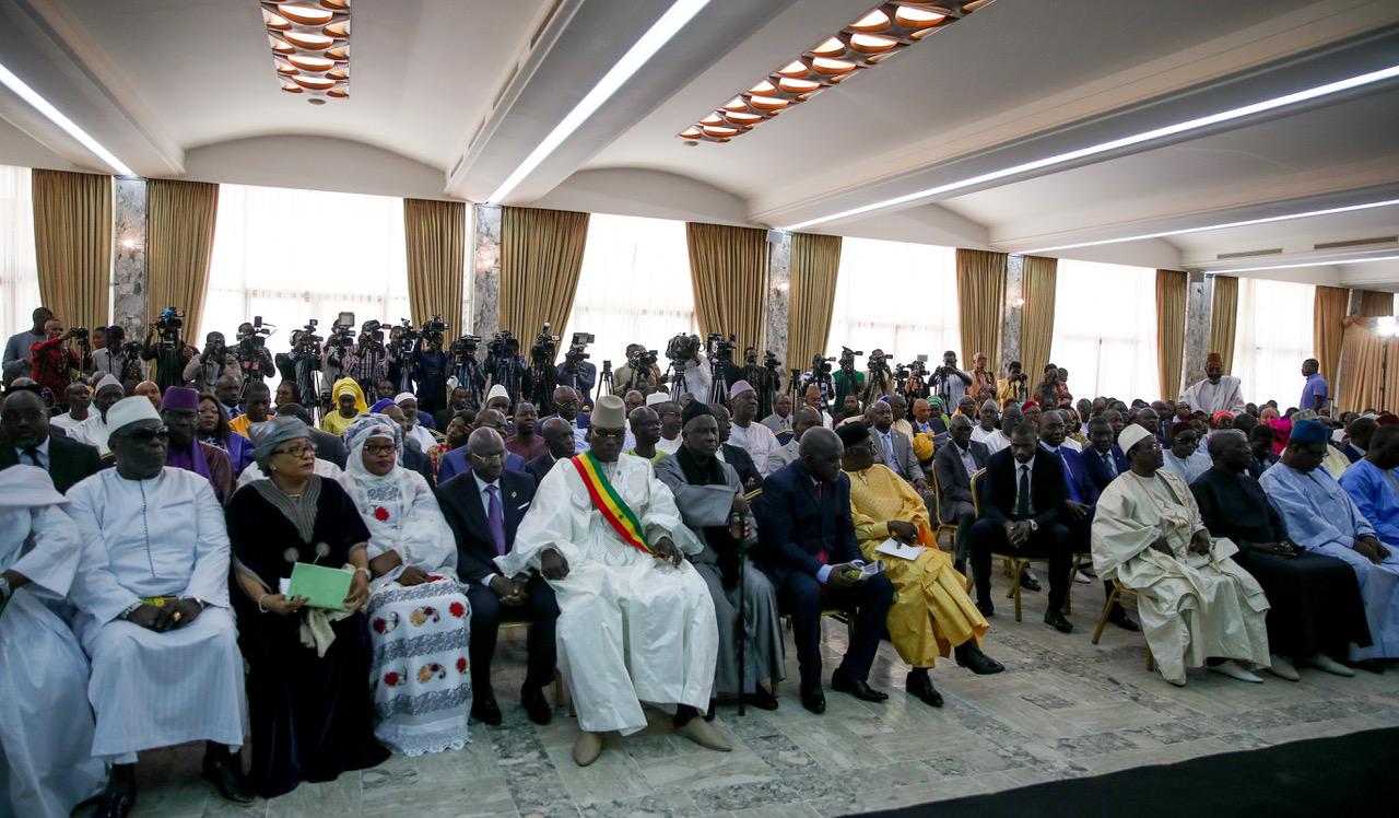 Démarrage du Dialogue national : le défi de la participation relevé, le nom du facilitateur attendu demain