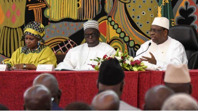 Dialogue national : Boubacar Kanté, Alioune Sall et Mazide Ndiaye dans le Comité de pilotage