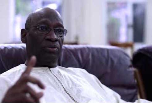 Général Mamadou Niang: «Nous ne n'allons pas prêter le flanc à ceux qui veulent déstabiliser »