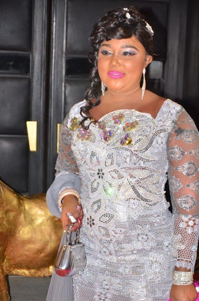 PHOTOS - Fatim, la « awo » de Mame Goor Jazaaka fait le buzz