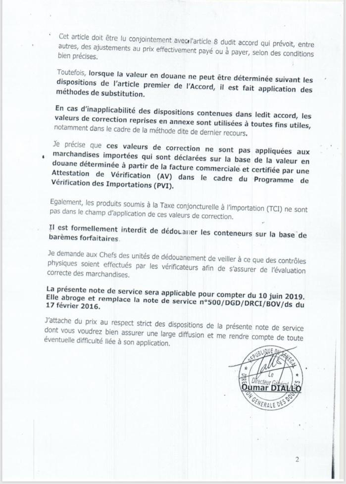 Économie: Hausse des tarifs douaniers, le Port de Dakar vers des perturbations, les activités des transitaires menacées.