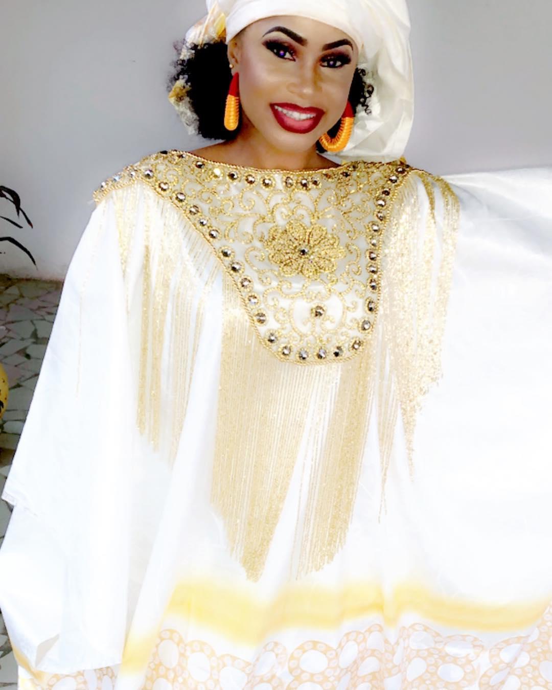 VIDEO + PHOTOS - Admirez la belle Marichou en tenue traditionnelle et sa très belle danse  !