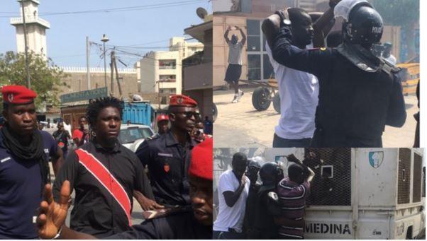 Place de l'Obélisque : Une vingtaine de personnes arrêtées par la police