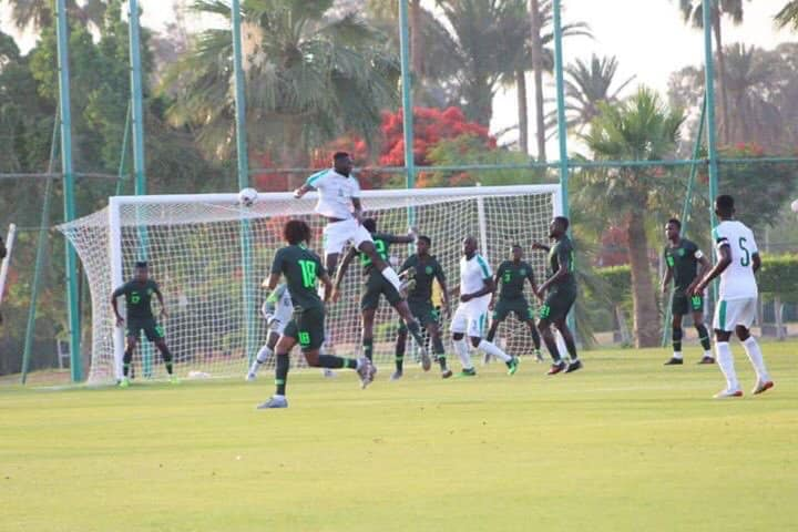 CAN 2019 : Victoire du Sénégal contre le Nigéria en amical