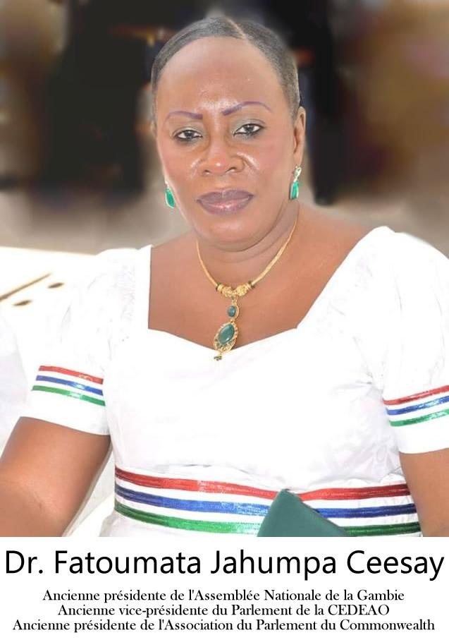 Gambie : l'Etat abandonne les poursuites contre l'ex-présidente de l'Assemblée Nationale