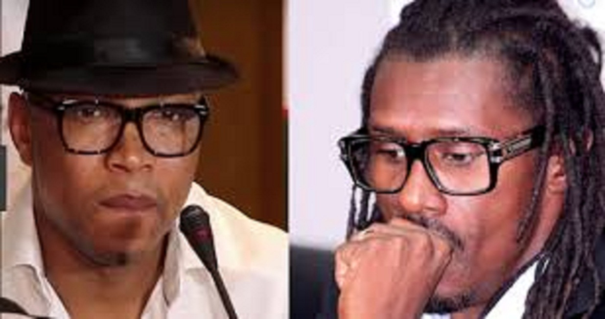 CAN : El Hadji Diouf défend Aliou Cissé