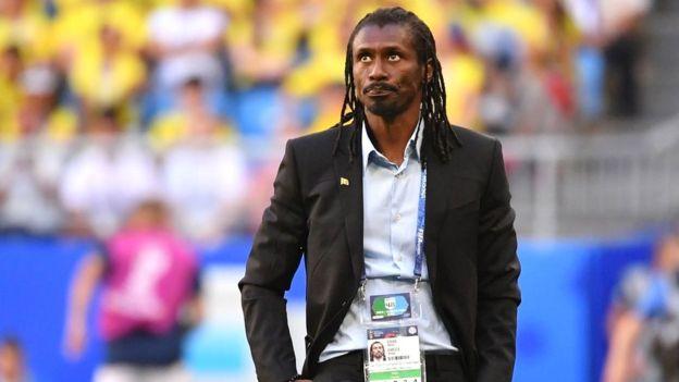 """Aliou Cissé: """"il faut respecter son adversaire...le Kenya a beaucoup progressé...'"""