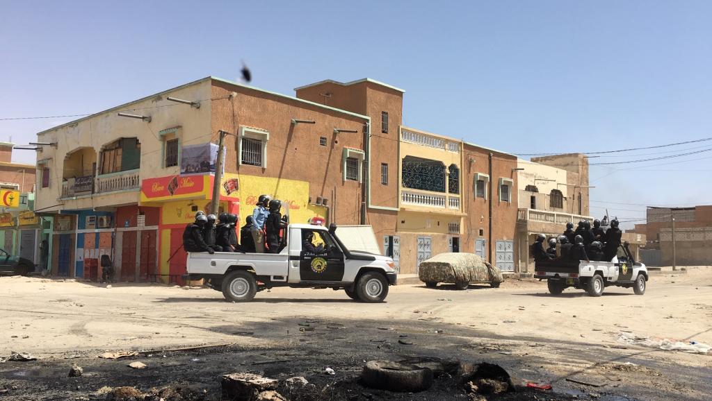 Mauritanie: climat tendu avant l'annonce des résultats définitifs