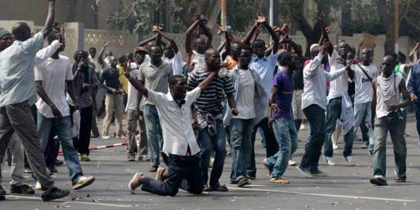 Manifestations interdites: Les personnes arrêtées, vendredi dernier, libérées